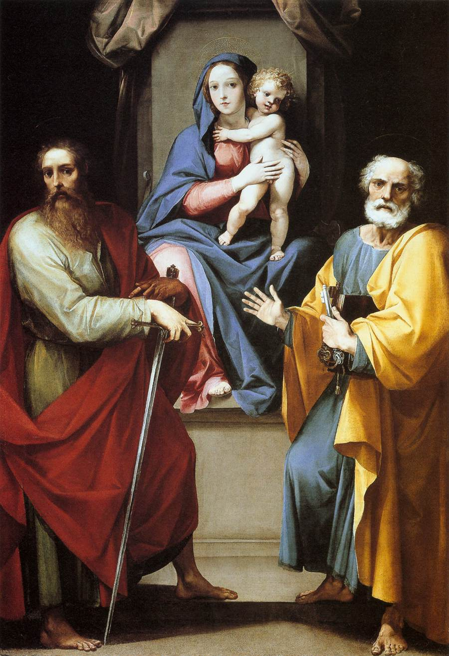 The Journey of a Bishop: Solemnity of Saints Peter and